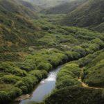 river at Carrington Ranch
