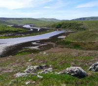 River at Bordessa Ranch