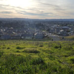 View of Santa Rosa from Cooper Creek addition to Taylor Mountain Regional Park and Open Space Preserve